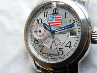 Baume & Mercier Capeland USA American Flag Watch