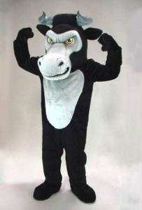TORO the BULL MASCOT HEAD Costume Suit Halloween prop