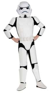 STAR WARS STORM TROOPER CHILD DELUXE COSTUME Jumpsuit Movie Theme