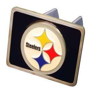 Pittsburgh Steelers Trailer Hitch Cover Automotive