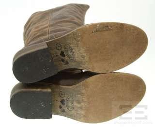 The Bachelors Emily Maynard Steve Madden Brown Boots