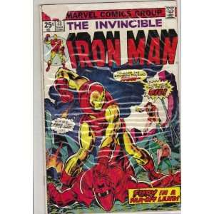 Iron Man #73 Comic Book