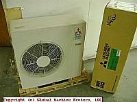 Mitsubishi Mr. Slim R410A Air Conditioner System