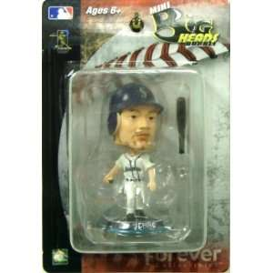 Ichiro Suzuki Mariners Mini Big Head Bobble:  Sports
