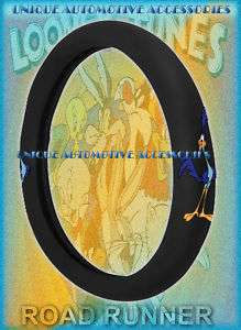 1PC LOONEY TUNES ROAD RUNNER BEEP STEERING WHEEL COVER