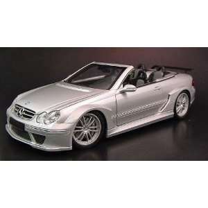 Mercedes Benz CLK DTM AMG Street Cabriolet Silver in 1