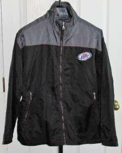 Miller Lite Harley Davidson Mens Full Zip Jacket XL ~ EXCELLENT