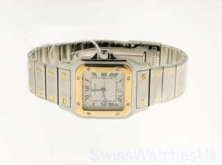 MENS STEEL/ GOLD WATCH QUARTZ GALBE CALL US FOR GREAT DEALS