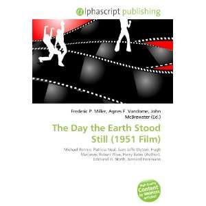 The Day the Earth Stood Still (1951 Film) (9786132771728