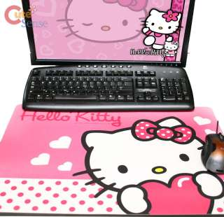 Sanrio Hello Kitty Desk Top Map Work Pad Mouse Pad21