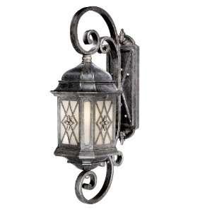 Vaxcel USA ES OW51012VT 1 Light Energy Star Outdoor Wall Lamp Lighting