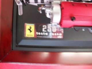 GMP FERRARI 250 TESTAROSSA ENGINE **WORKING REPLICA** 16