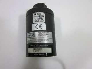 Quest 2200 Sound Level Meter w/ Calibration Unit ,Manuals And Case