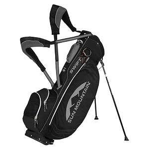 2012 Sun Mountain SWIFT X Golf Bag   Black