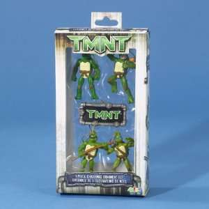 Teenage Mutant Ninja Turtle Christmas Ornaments 1.5 Home & Kitchen