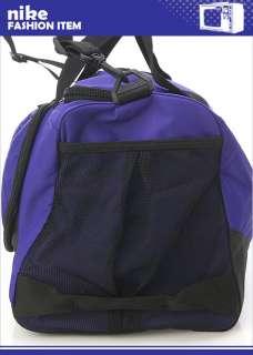 BN Nike M Team Training Max Air Duffle Gym Bag Purple