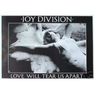 Joy Division, Love will tear us apart