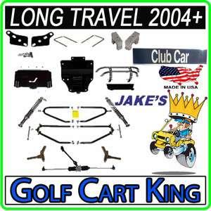 Club Car DS Golf Cart 6 10 Jakes Long Travel Lift Kit