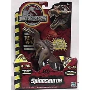 Jurassic Park 3 Electronic Spinosaurus Action Figure By