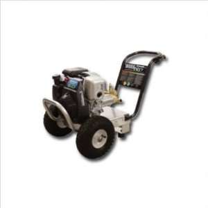 MI T M Commercial Gas Cold Water Pressure Washer: