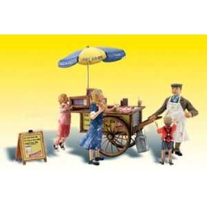 HO Wallys Weiner Wagon Toys & Games