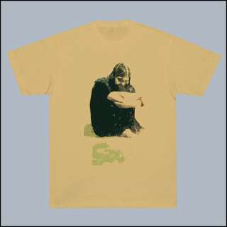 Richard Shannon Hoon Blind Melon T Shirt Tan