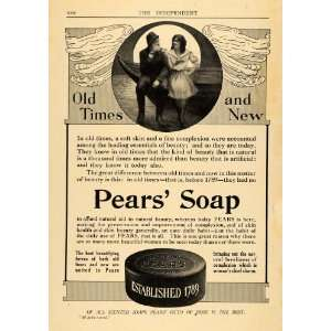 Ad Pears Soap Beauty Product Skin Care Complexion   Original Print Ad