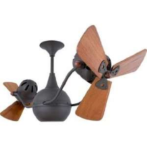 42 Matthews Vent Bettina Bronze Ceiling Fan