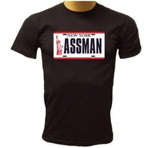 License Plate Seinfeld Kramer Funny Hilarious Humor TV Mens T Shirt