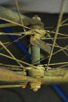 Schwinn Boys Camelback Bicycle 20 wooden rim bike skiptooth