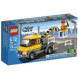 LEGO City Repair Truck (118 pcs)   : Toys & Games