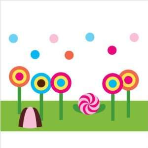 Candy Factory WallCandy Arts Wall Candy Removable Sticker