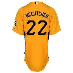 Pittsburgh Pirates Authentic Andrew McCutchen Cool Base BP
