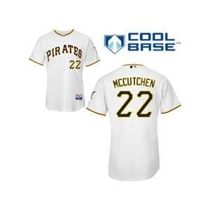 Pittsburgh Pirates Authentic Andrew McCutchen Home Cool