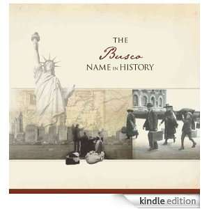 The Busco Name in History: Ancestry  Kindle Store