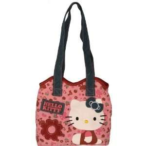 Sanrio Hello Kitty DJ Messenger Bag Handbag Purse Strap