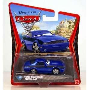Disney / Pixar CARS 2 Movie 155 Die Cast Car #16 Rod