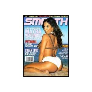 #20 (Myra Veronica) (Smooth Magazine #20 (Myra Veronica)): Books