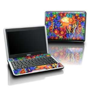 Dell Mini Skin (High Gloss Finish)   Summerbird Electronics