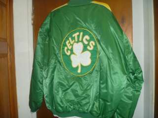 Boston Celtics Jacket   C. Banks /Mitchell & Ness NBA Hardwood