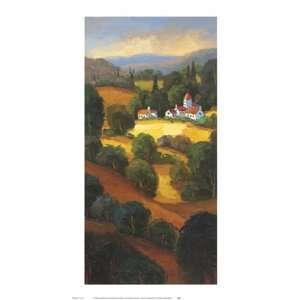 Landscape Iv   Poster by Tomasino Napolitano (10 x 18): Home & Kitchen
