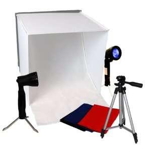 Photography Studio Light Lighting Kit in the Box, (1) x Photo Studio