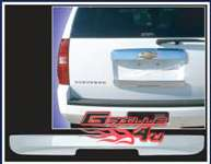 07 10 Chevy Tahoe/Suburban/Yukon Tailgate Handle Cover