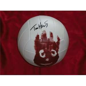 Tom Hanks Autographed/Hand Signed Castaway Volleyball