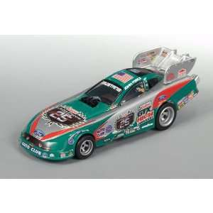 John Force Castrol Gtx Nhra 164 Slot Car Funny Car By Round 2 Inc