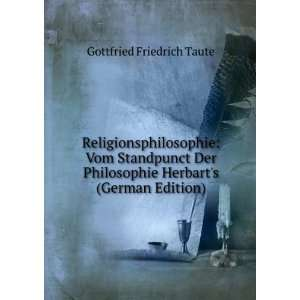 Herbarts (German Edition) Gottfried Friedrich Taute Books