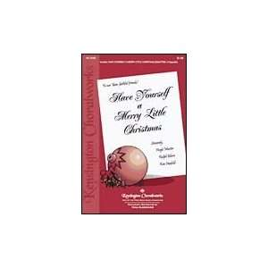 Merry Little Christmas SSAATTBB a cappella: Sports & Outdoors