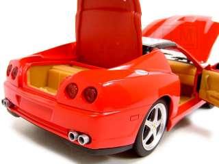 Brand new 118 scale diecast Ferrari Super America by Hotwheels.