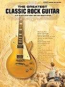The Greatest Classic Rock Guitar MUSIC SONG BOOK TAB