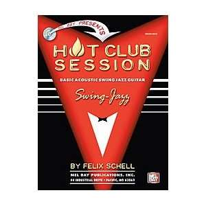 Hot Club Session Book/CD Set Musical Instruments
